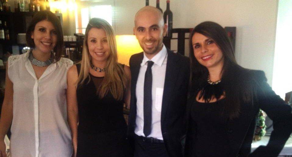 Imagen de Carolina, Laura, José Luis y Patricia