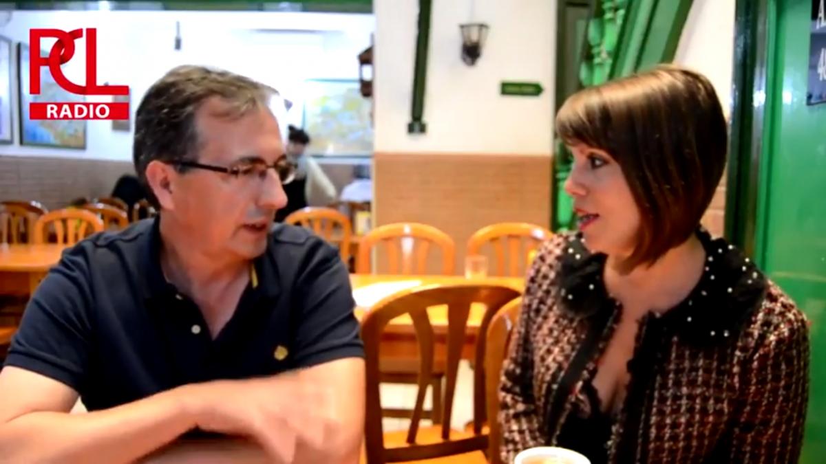 Los desayunos con Carolina Uche / Juan Francisco Artiles en el Bar de Segundo