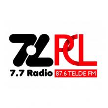 logo PCLRadio y 7.7 Radio