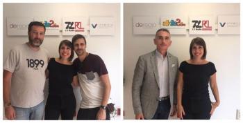 Canarias de Reojo con Carolina Uche entrevista a Alejandro Rod, Wiso García y Antonio Rodríguez.